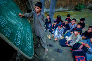 ILMPOSSIBLE: Take A Child to School Programme